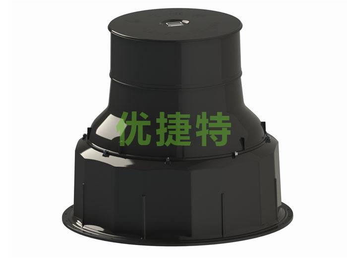 加强款外翻边人孔操作井(1355)